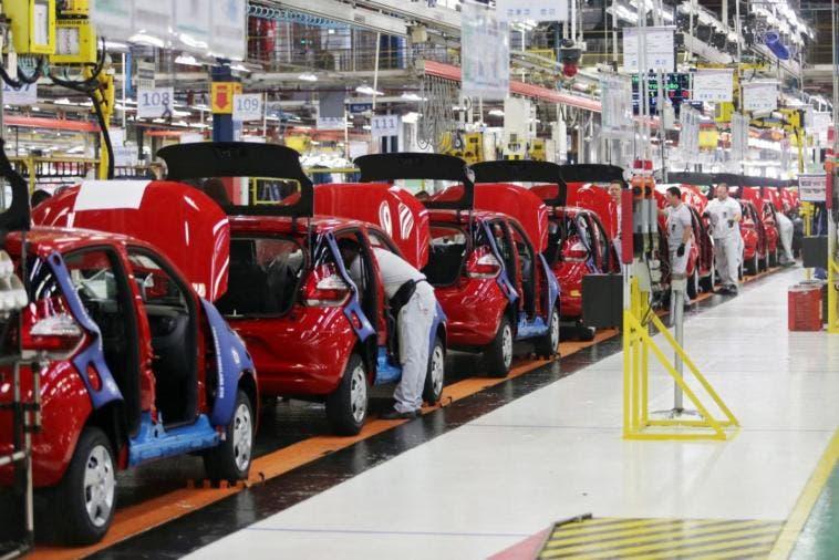 Europa, mercato auto debole ad aprile
