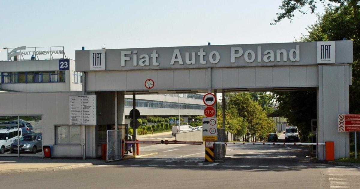 Fiat Chrysler Bielsko Biala Polonia