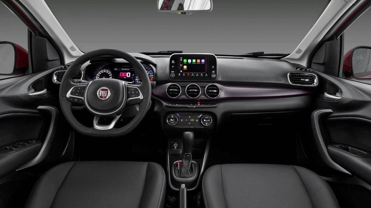 Fiat Cronos produzione stabilimento Cordoba