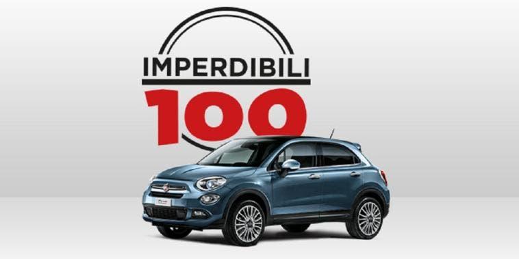 Fiat Lancia Imperdibili100 giugno