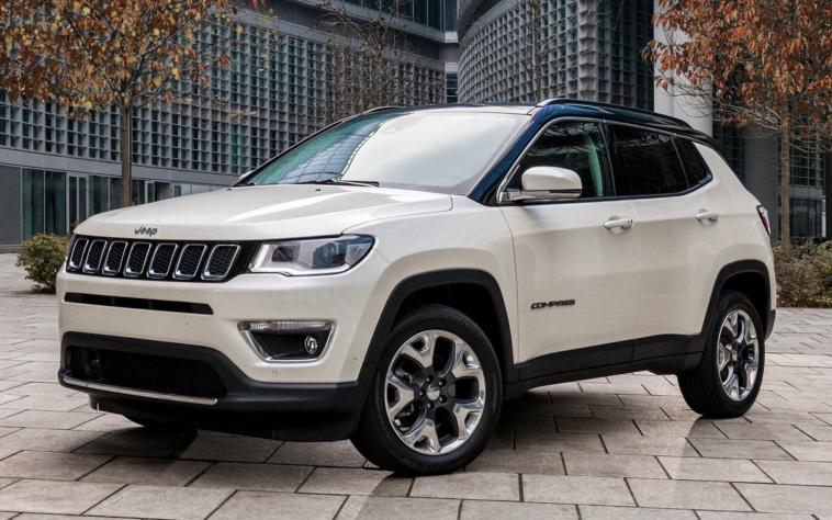 Jeep Compass vendite India
