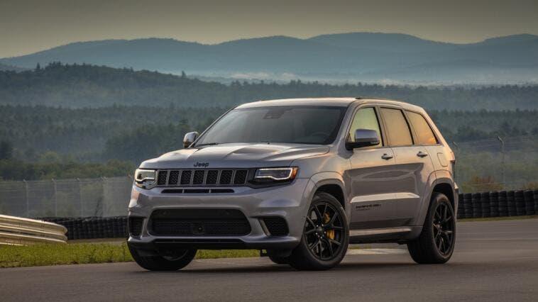 Jeep Grand Cherokee Trackhawk vs Cadillac ATS-V