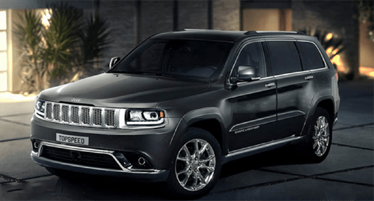 Jeep Grand Wagoneer concessionari FCA