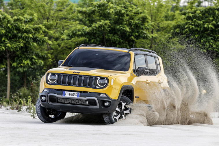 Nuova Jeep Renegade My2019
