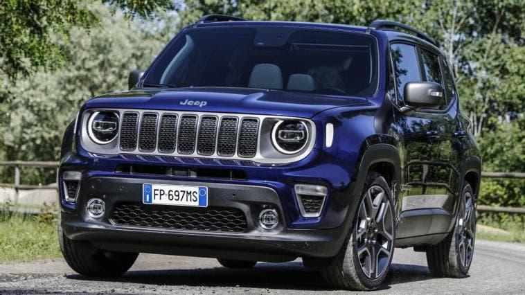 Jeep Renegade 2019 motori diesel