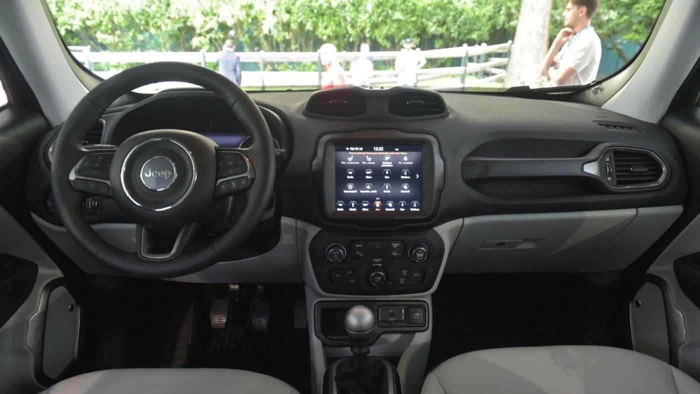 Jeep Renegade MY 19: ecco le prime immagini reali del ...