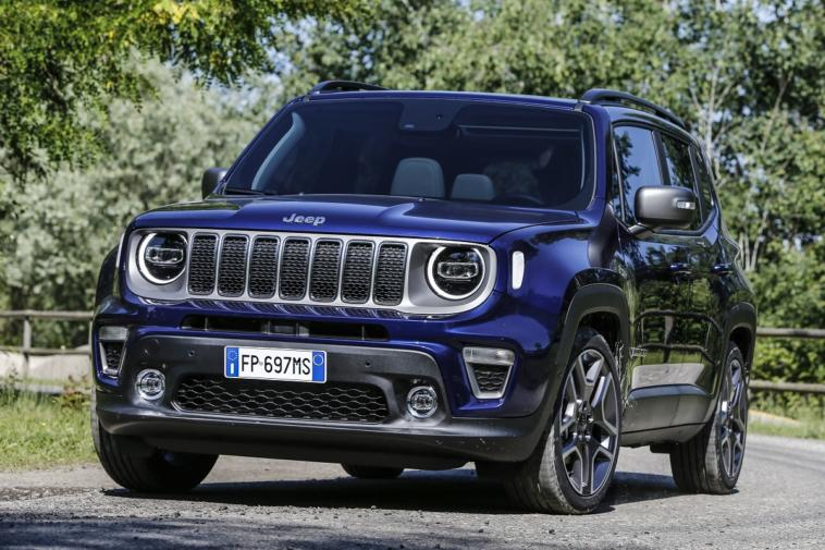 Jeep Renegade MY 19 ufficiale