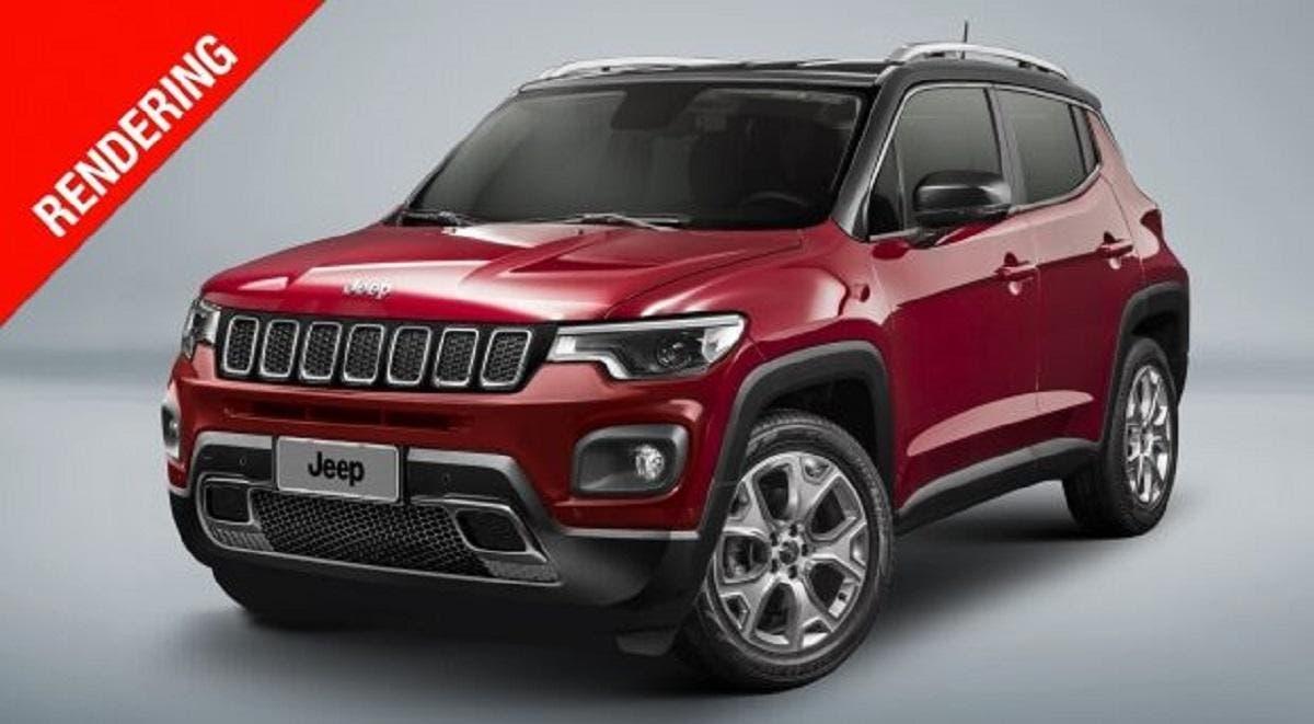 Jeep mini SUV popolarità brand Europa