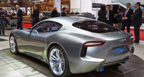 Maserati Alfieri entro 2022