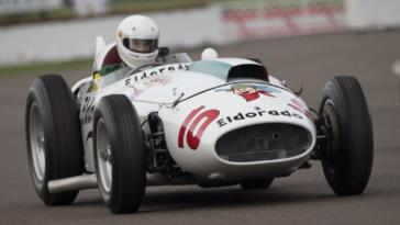 Maserati Eldorado 60esimo compleanno