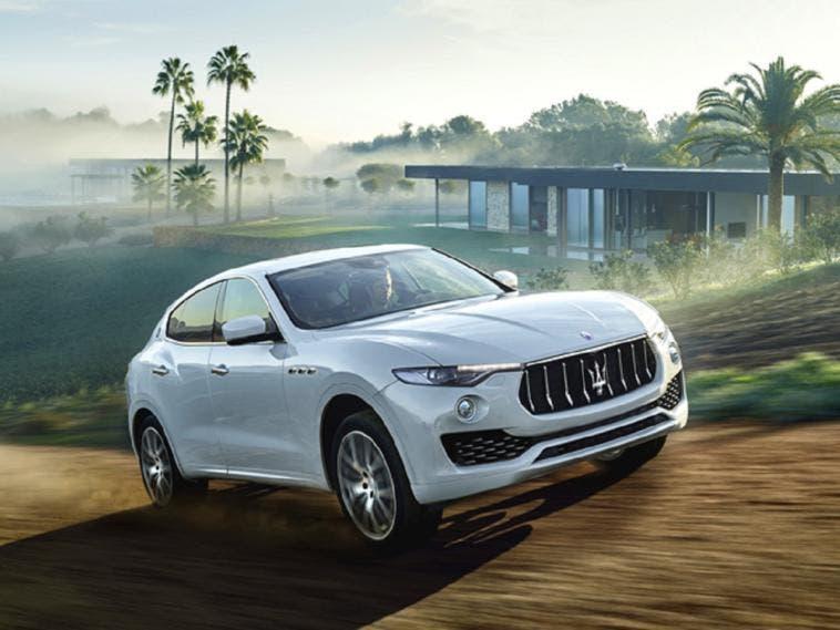 Maserati Hertz noleggio