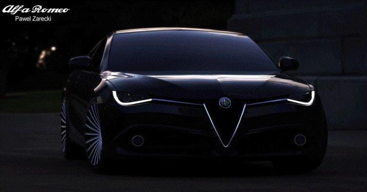 Nuova-Alfa Romeo Alfetta dopo 2022