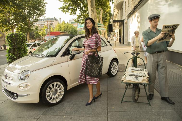 The Fiat 500 Forever Young Experience MediaStars
