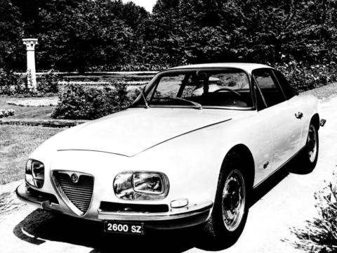 Alfa Romeo 2600 SZ