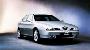 Alfa Romeo Alfa 166