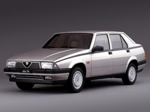 Alfa Romeo Alfa 75 Quadrifoglio Verde