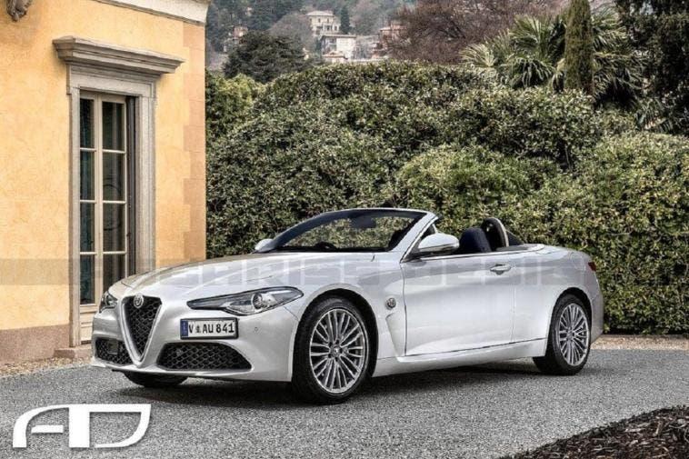 Alfa Romeo GT Roadster Ascariss Design