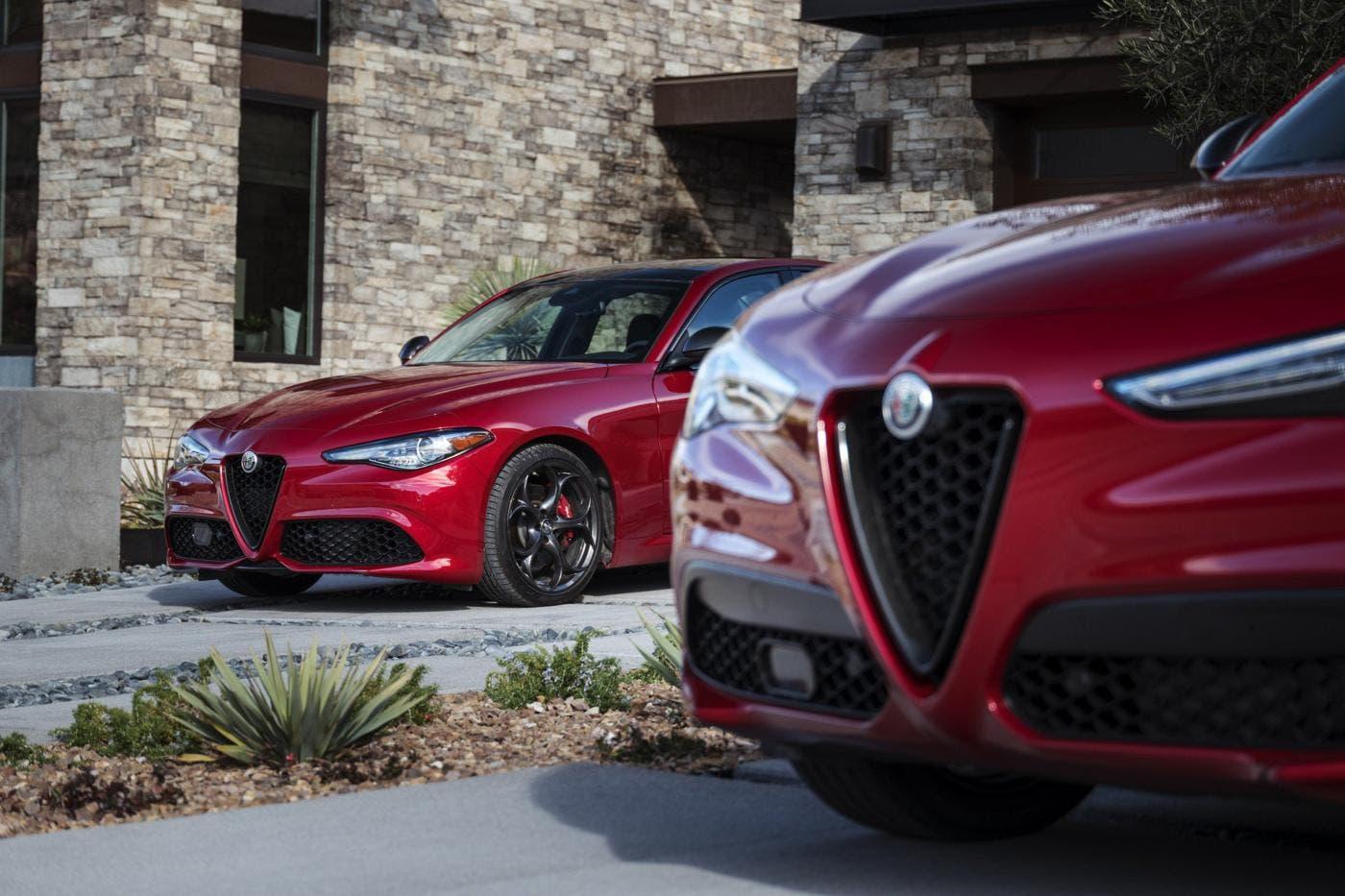 Alfa Romeo Giulia 2019 ottiene i nuovi allestimenti Nero ...