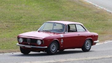 Alfa Romeo Giulia GTA e Sprint Speciale Cesana-Sestriere 2018