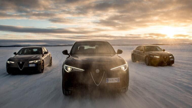 Alfa Romeo Giulia e Stelvio primo semestre 2018