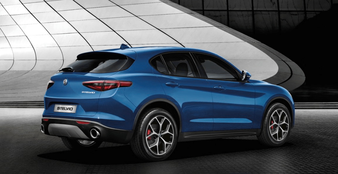 Alfa Romeo Stelvio vendite Europa