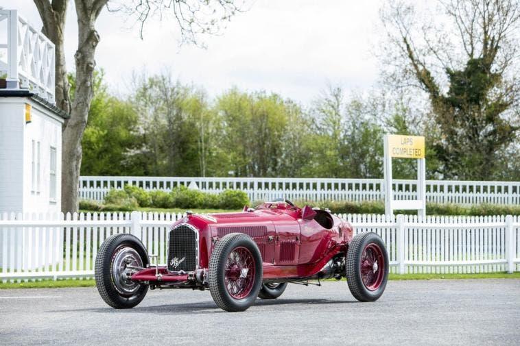 Alfa Romeo Tipo B esemplare asta