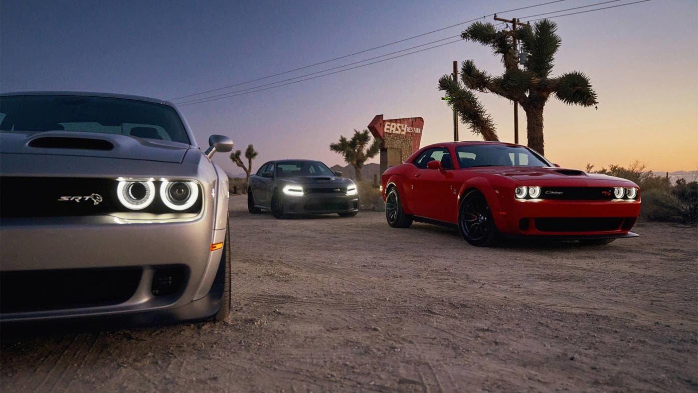 Dodge Challenger 2019 prezzi