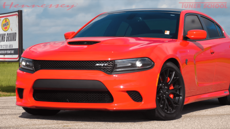 Dodge Charger SRT Hellcat Hennessey HPE1000
