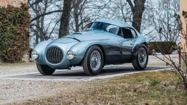 Ferrari 166 MM/212 Export