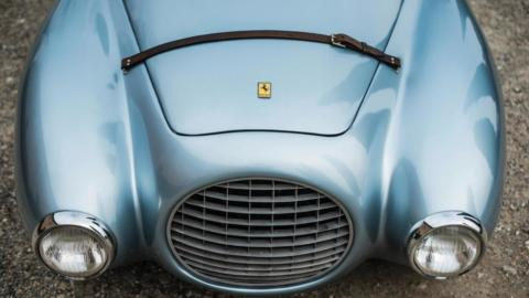 Ferrari 166 MM/212 Export