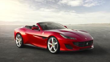 Ferrari 3 premi Red Dot Awards
