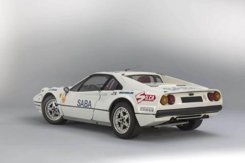 Ferrari 308 GTB Group B asta