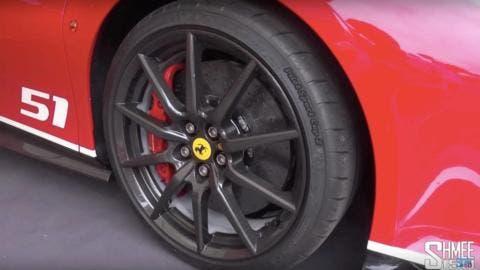 Ferrari 488 Pista Piloti Ferrari video Shmee