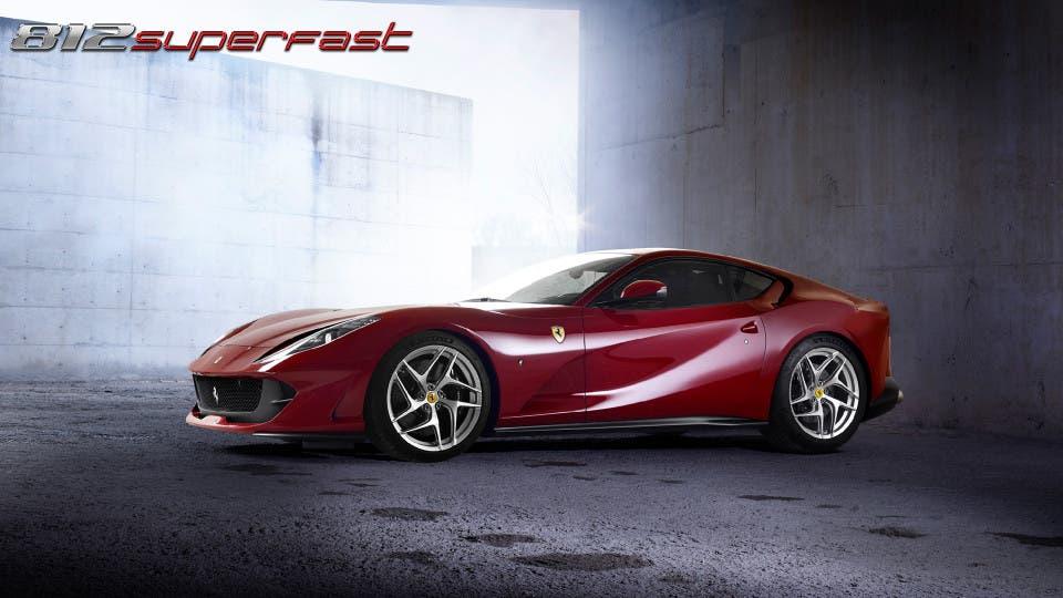Ferrari 812 Superfast e Alfa Romeo Giulietta Sprint Veloce Forza Motorsport 7