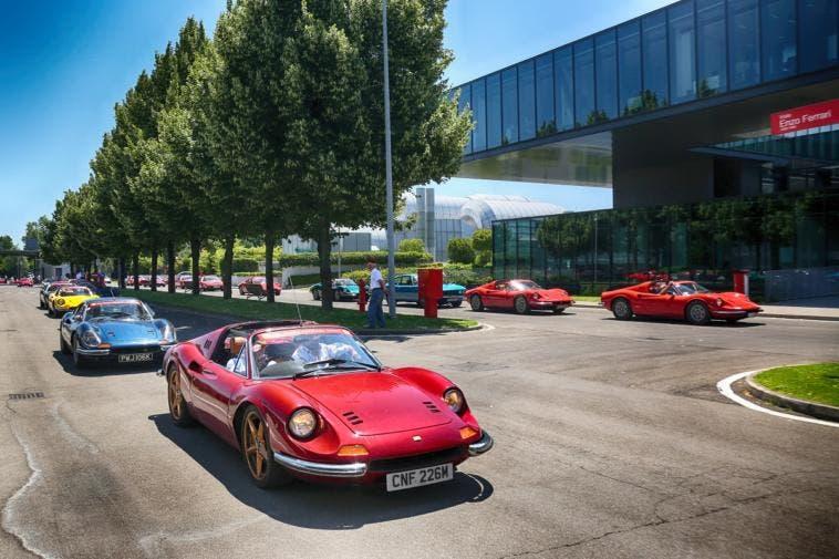 Ferrari Dino 50 anni