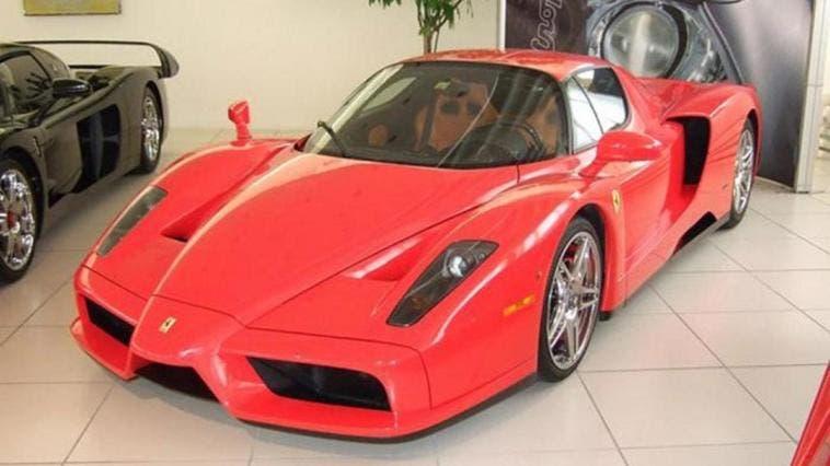 Ferrari Enzo Michael Schumacher vendita