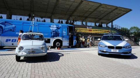 Fiat 500 35° meeting Garlenda