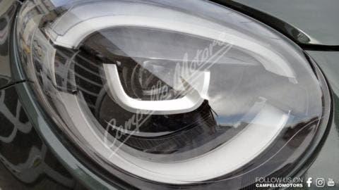 Fiat 500X 2018 foto spia senza camuffature