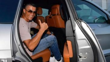 Jeep Grand Cherokee Trackhawk Cristiano Ronaldo