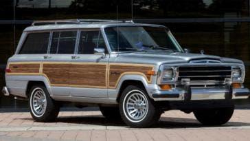 Jeep Grand Wagoneer Trackhawk documento rumor