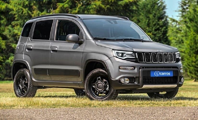 Jeep mini Suv: ecco quale potrebbe essere il suo aspetto ...