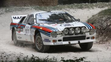 Lancia Rally 037 Festival of Speed