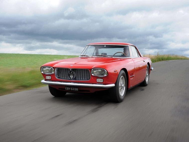 Maserati 6 auto asta RM Sotheby's
