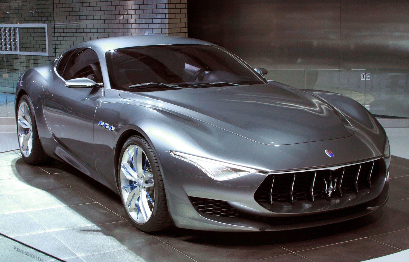Maserati e Alfa Romeo elettrico