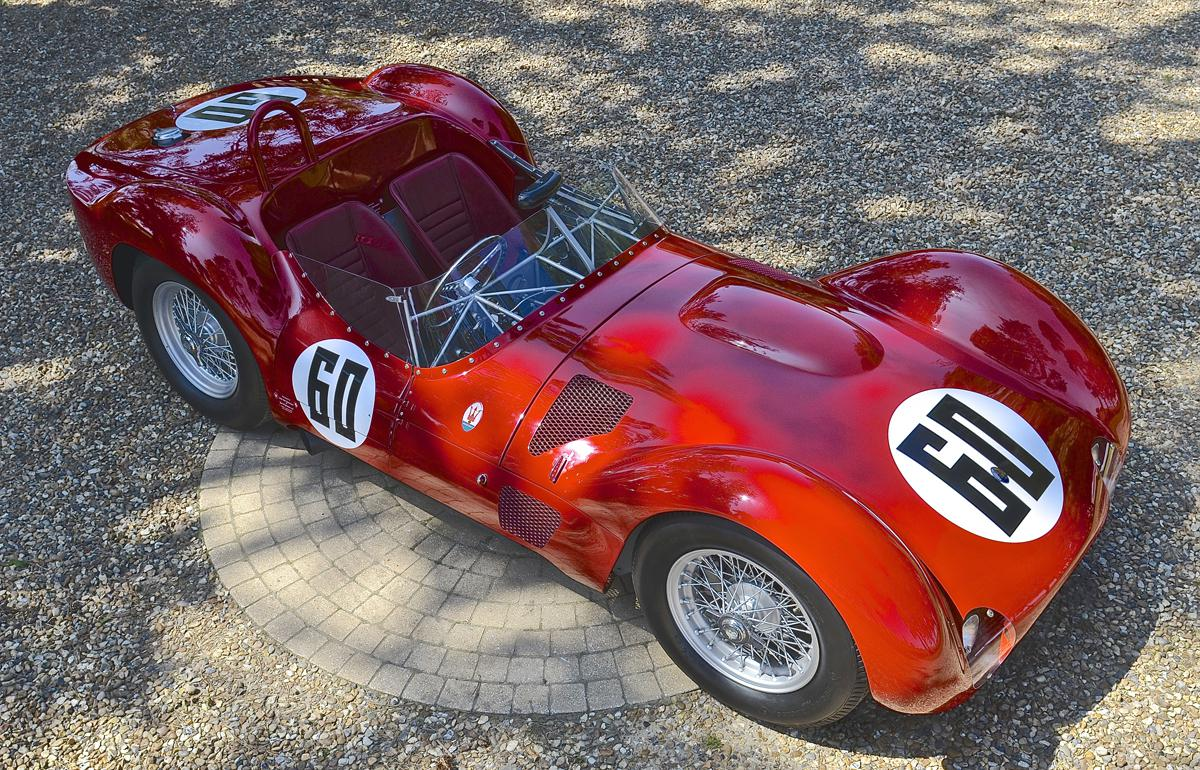 Maserati Birdcage 1959 asta