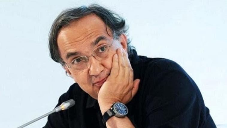 Sergio Marchionne sogno giornalista