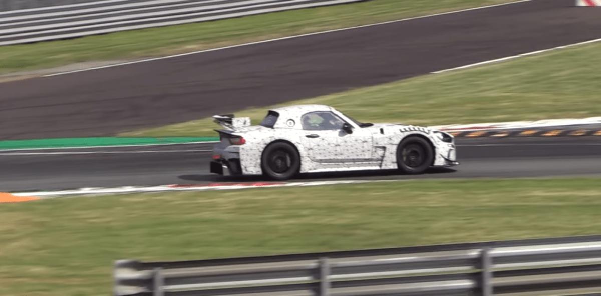 Abarth 124 GT Race