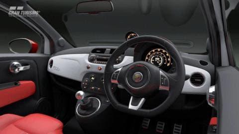 Abarth 500 Gran Turismo Sport 1.25