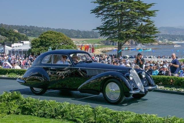 Alfa Romeo 8C 2900B Touring 1937