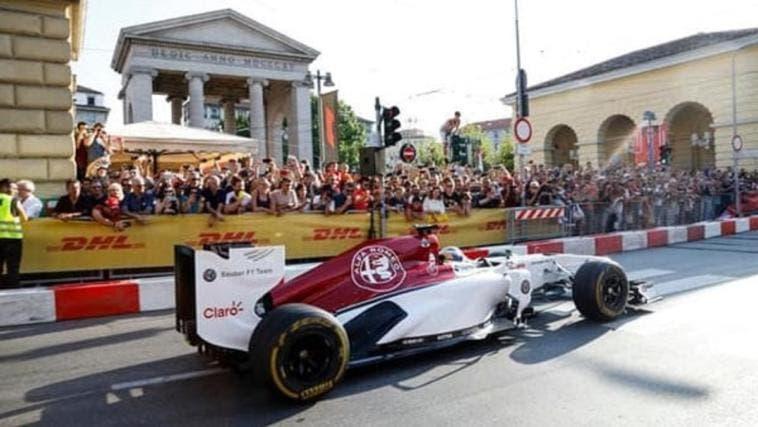 Alfa Romeo F1 Unleash Milano